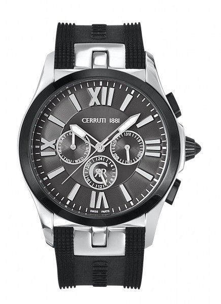 2c92082742 Brand NEW Mens Watch CERRUTI 1881 Chronograph 45MM Case 2 Year Warranty # Cerruti1881