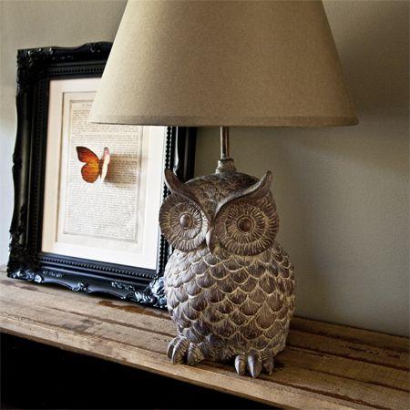 Best 25 Owl Lamp Ideas On Pinterest Owl Decorations