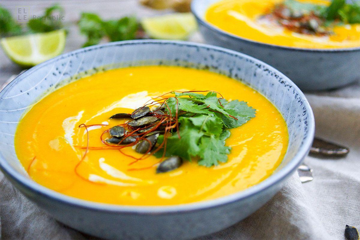 thai k rbis m hren suppe rezept suppe soups stews pinterest suppen m hren suppe und. Black Bedroom Furniture Sets. Home Design Ideas