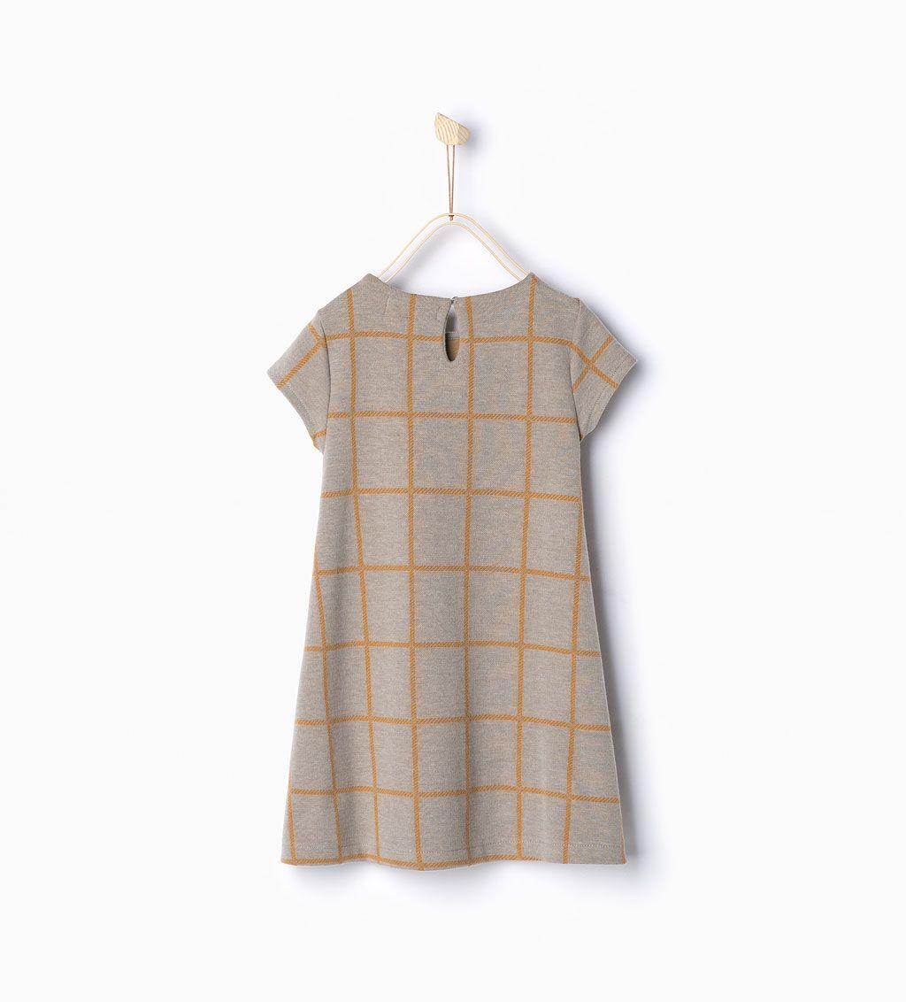 Image 2 de Robe à carreaux de Zara  aa1b84b257fc7