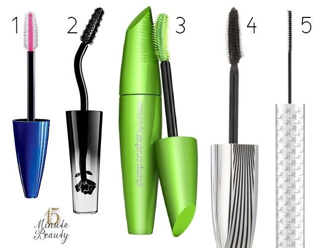 The Best Mascaras for Length, Volume and Curl   Volume curls ...