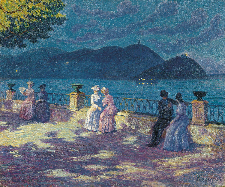 San Sebastián en el Museo Carmen Thyssen