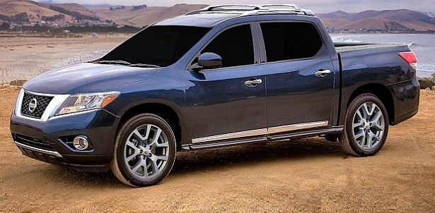 2015 Nissan Frontier redesign  The 2015 Nissan Line Up