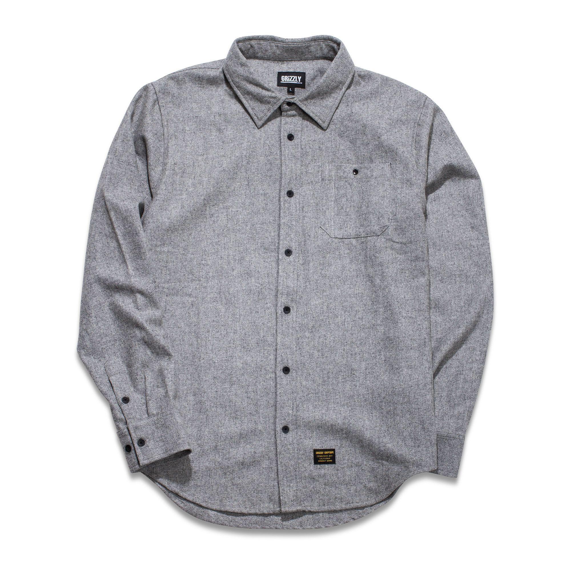 Established L/S Button Up Shirt