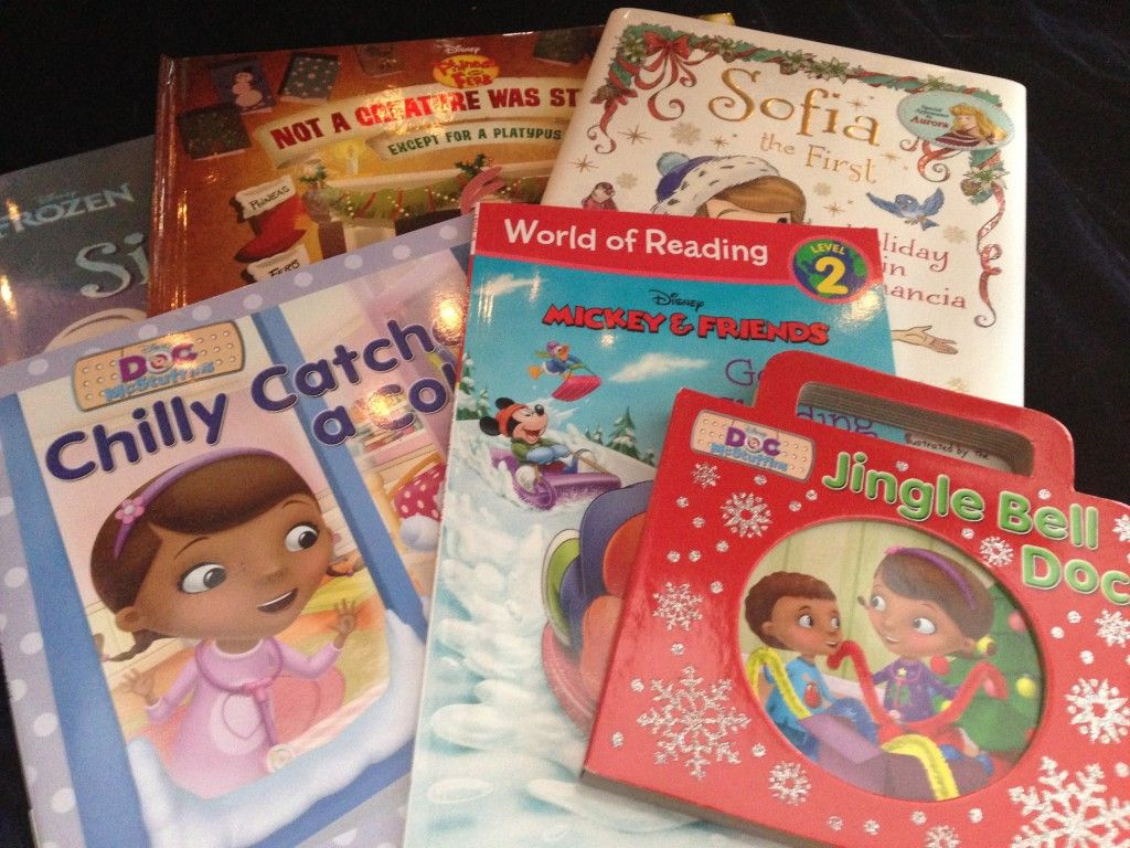 Toddler Gift Ideas - Holiday Book Giveaway #ToysMomLoves