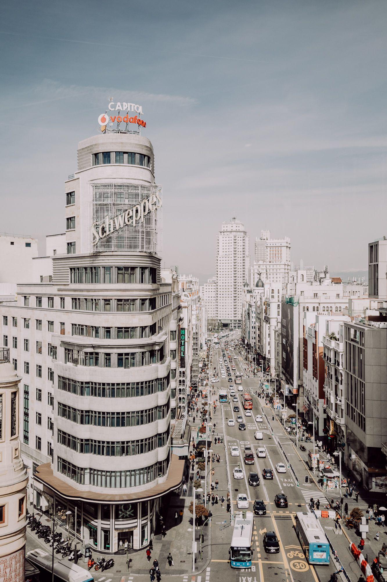 Madrid Y Nada Mas Eine Woche Spanisch Sprachschule In Madrid Mit Ef En 2020 Madrid Ciudad Ciudades