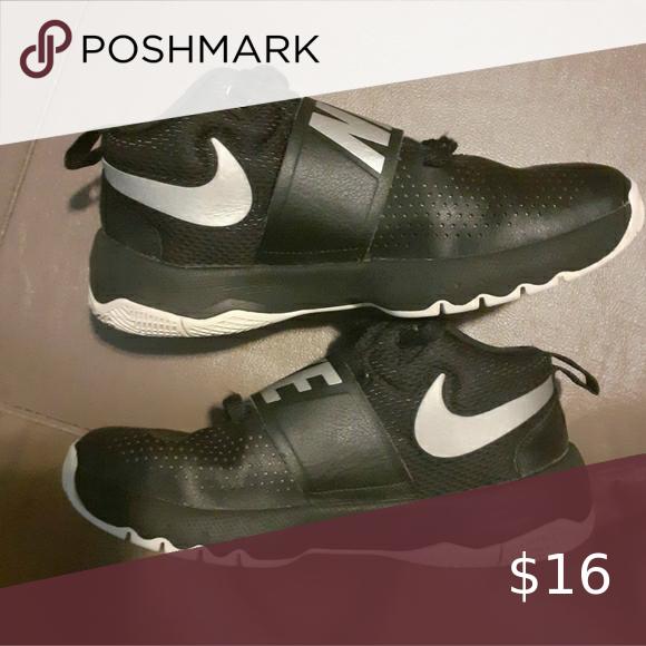 Big Boys Nike 3.5 Tennis Shoes in 2020