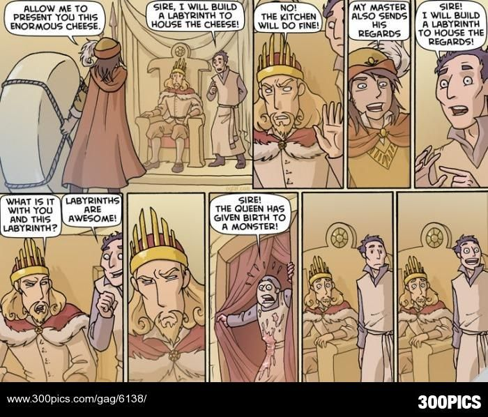 Labyrinth 300pics History Jokes Funny Pictures Labyrinth