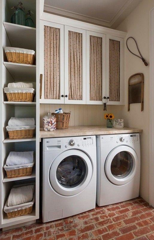 Tall Narrow Storage Cabinet Open Travel Laundry Room Laundry