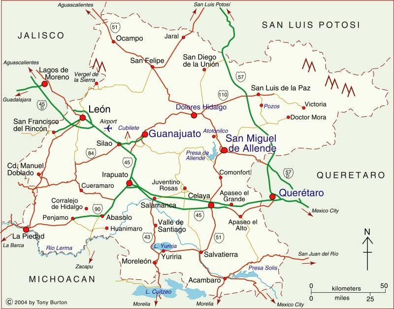 Guanajuato Mexico Day Of The Dead State
