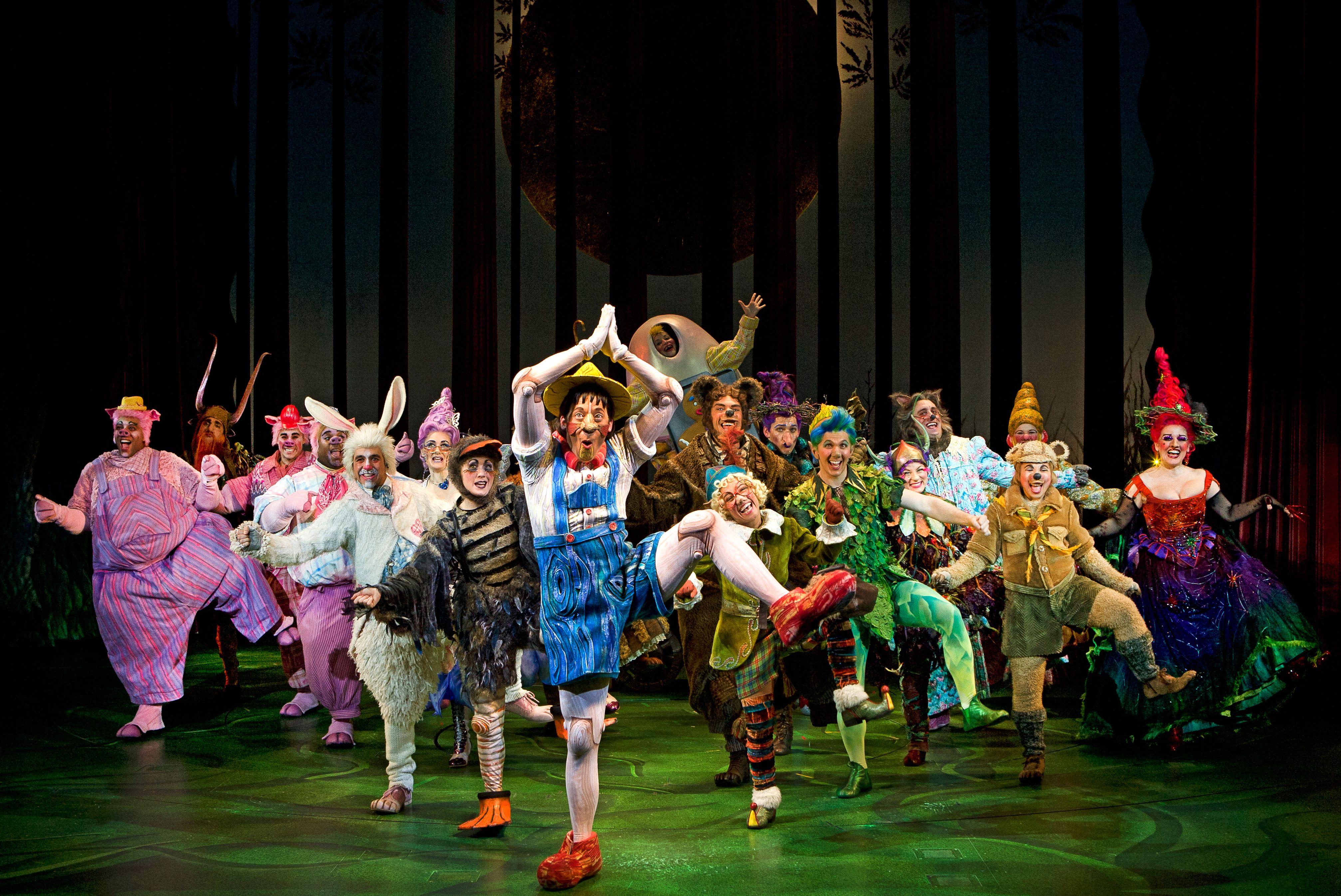Shrek The Musical Shrek Musicals Shrek Costume