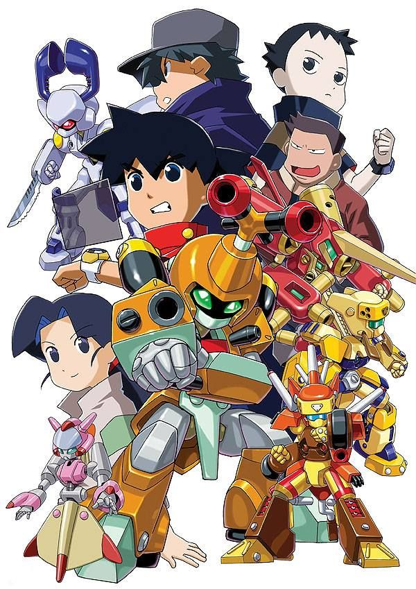 Why do people not like this version of Medabots? Anime