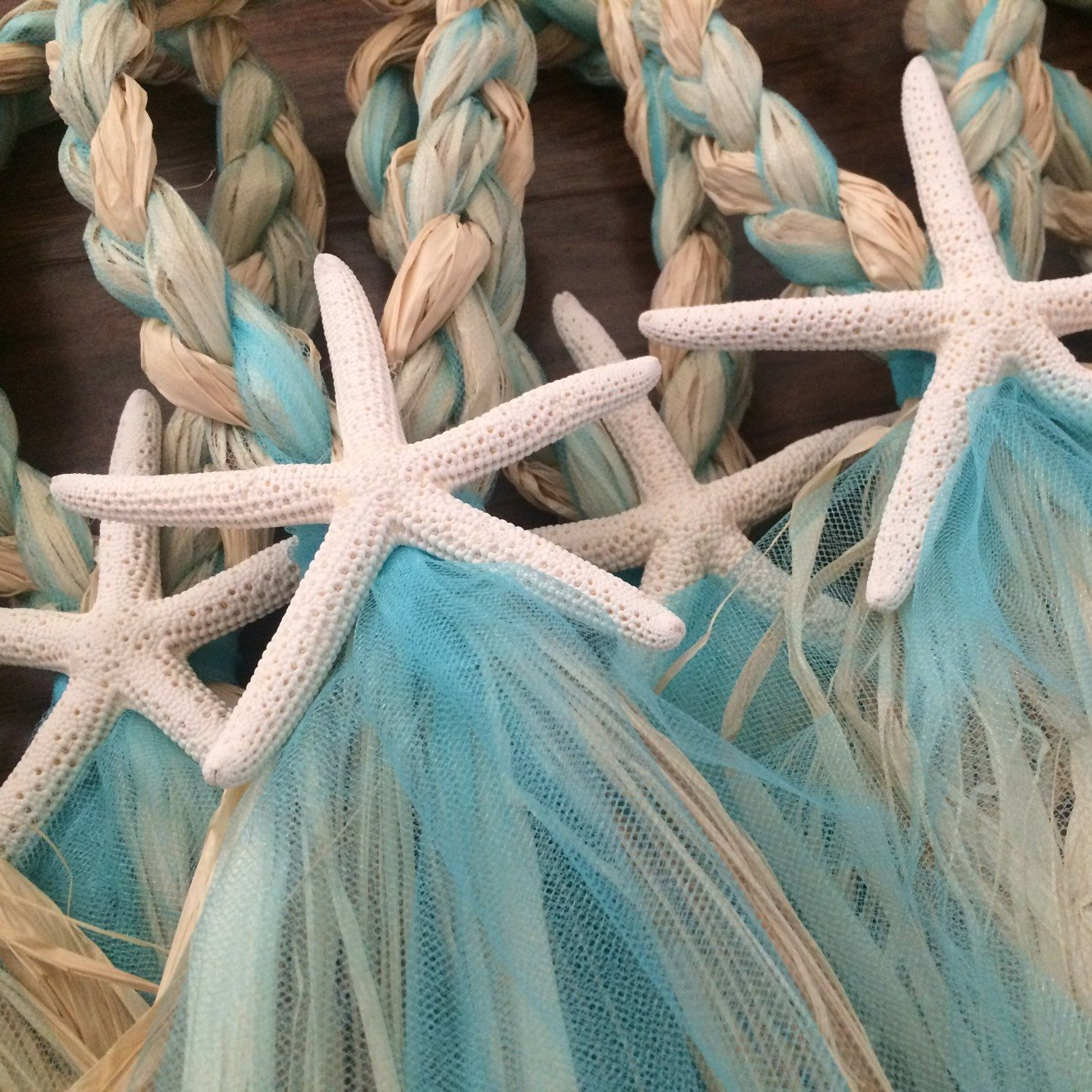 Teal beach wedding  Perfect addition to your beach theme wedding  My Beach Wedding