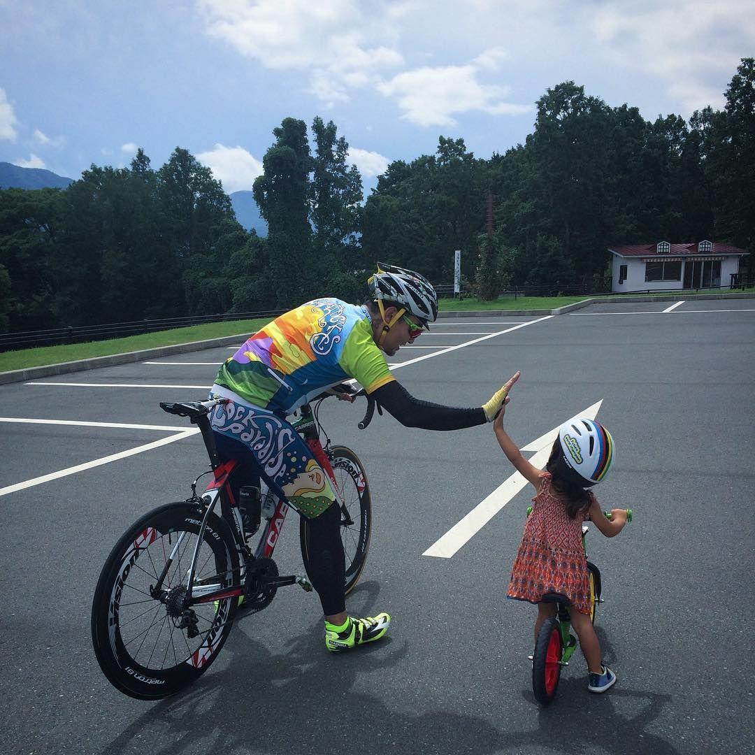 Ser criança é andar de bicicleta #outdoors #esportes #confianca! #bike