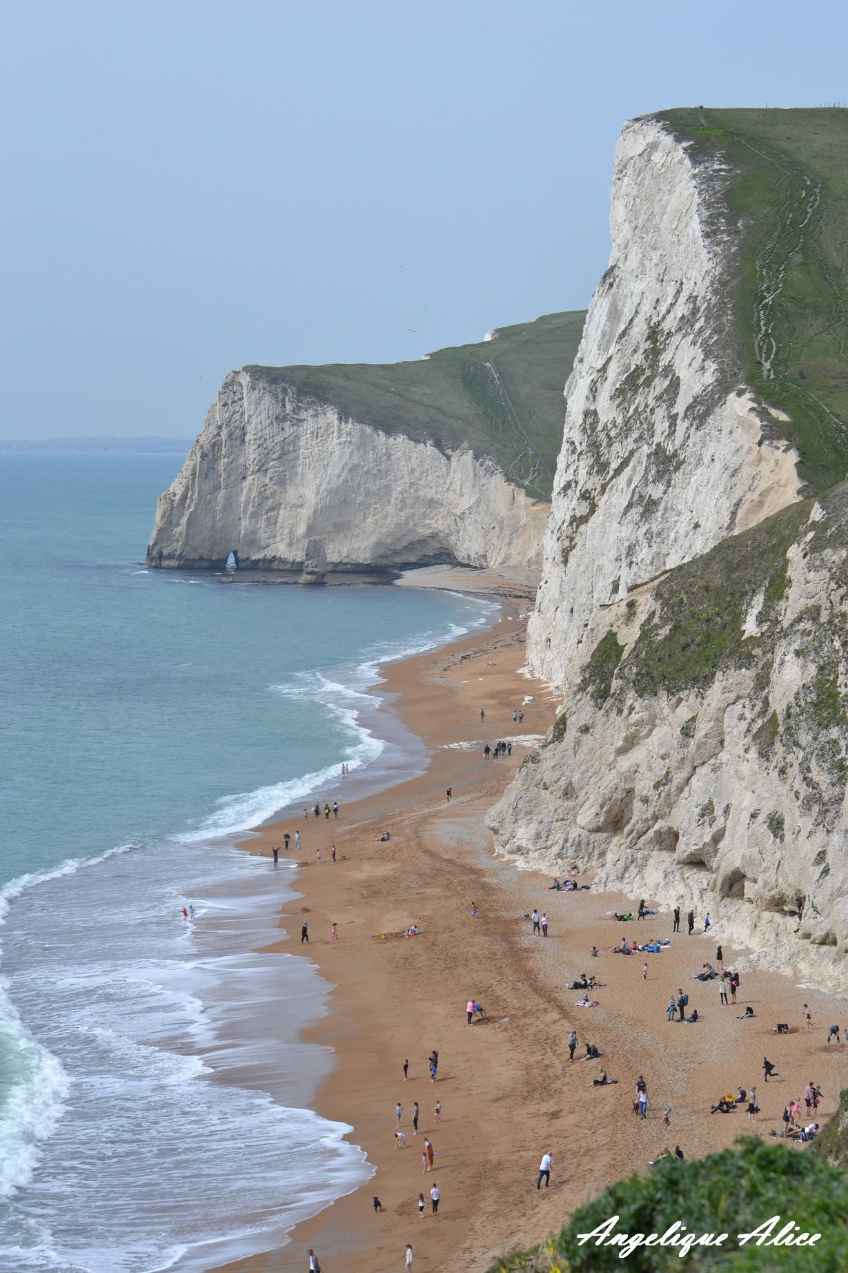 A la découverte de la Jurassic Coast en Angleterre