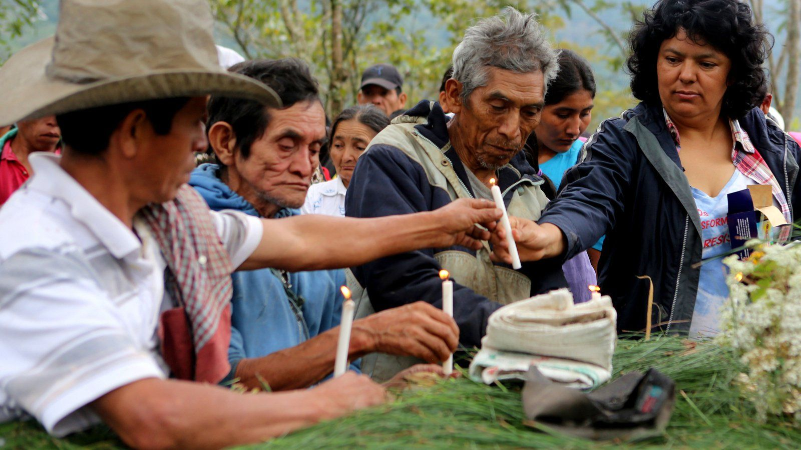 New report shows killings of environmental activists are increasing, with indigenous communities hardest hit. We shine a spotlight on Honduras - the most dangerous country to be an environmental defender