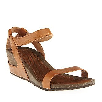 980615139f0e Teva Women s Cabrillo Strap Wedge Sandals    Women s Shoes    Casual Sandals     FootSmart