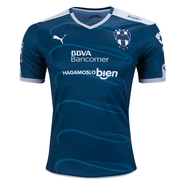 ad67fba9d3f Monterrey 16/17 Away Soccer Jersey - Shop Liga MX/Mexican League at  WorldSoccershop.com #LigaMX #Soccer #Mexico