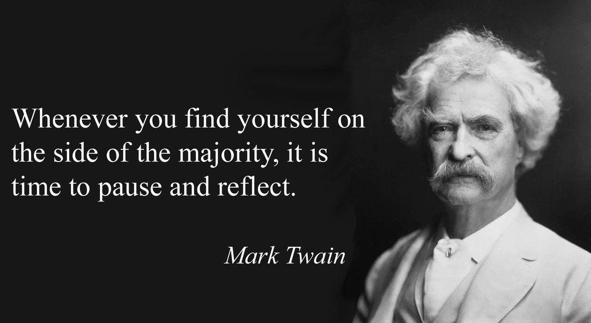 TheZinnCalendar (@thezinncalendar) | Twitter | Mark twain ...