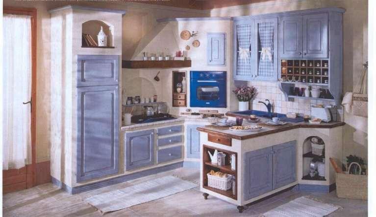 Cucine in finta muratura | Semplice nel 2019 | Cucina in ...