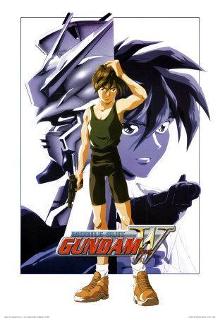 Heero of Gundam Wing
