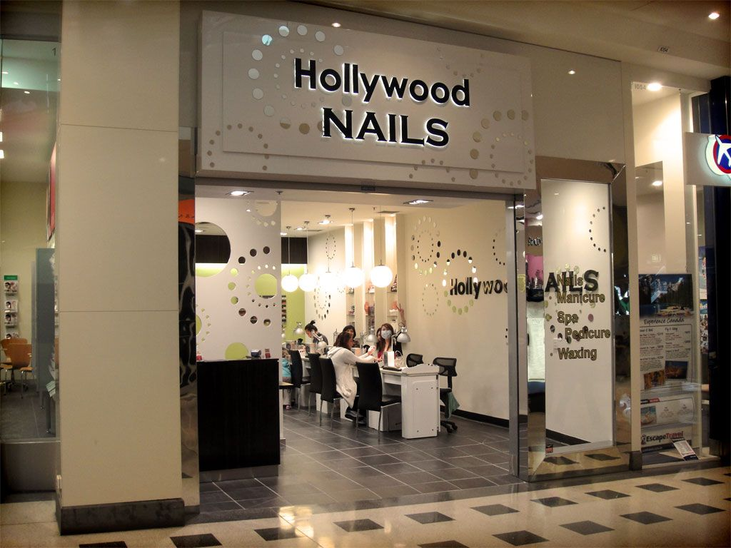 Hollywood Nails is known for its luxurious and up-scale nails and ...