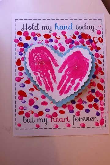 teacher creativity blog hop valentines day craft and classroom organization - Preschool Valentine Craft