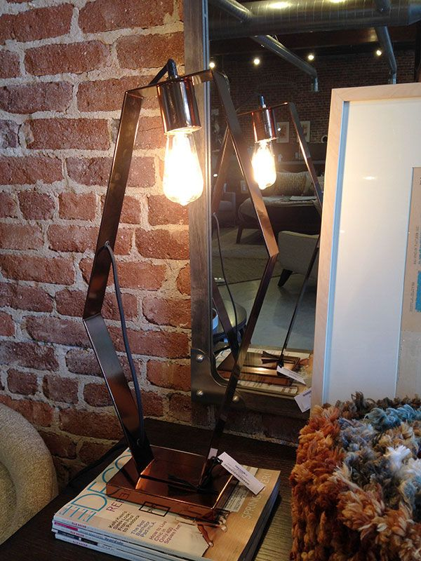 Hexamination Table Lamp Find It Local At The Tin Roof Forefront In