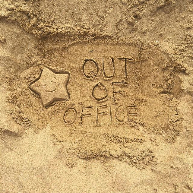 AND ITS ON! The Out Of Office Has Started And Boy Am I In