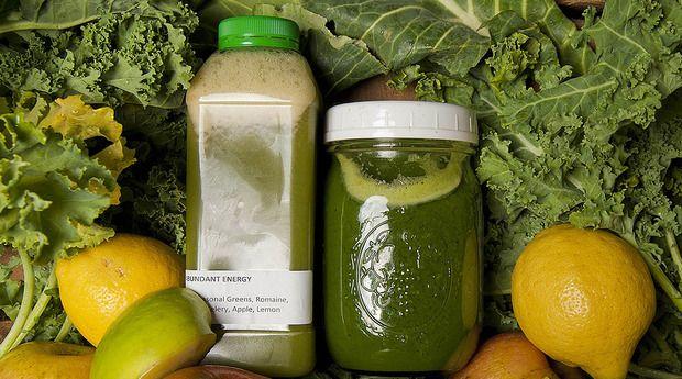 Hawthorne Organic Juice Bar