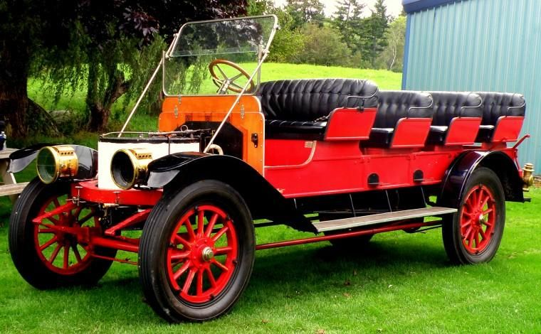 Stanley Steamer Car >> 1914 Stanley Steamer Mountain Wagon | Brass Era Autos | Antique cars, Classic cars, Cars