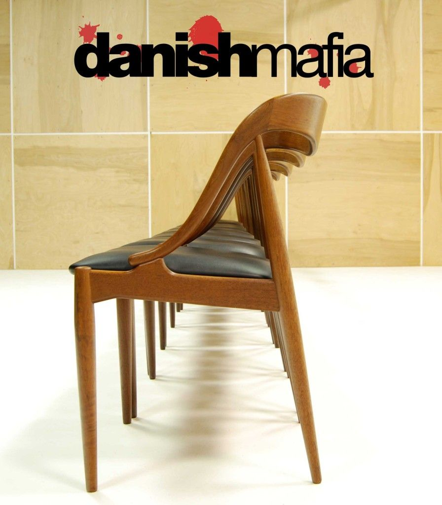 dining chairs | Furniture | Mid century danish dining chairs ...