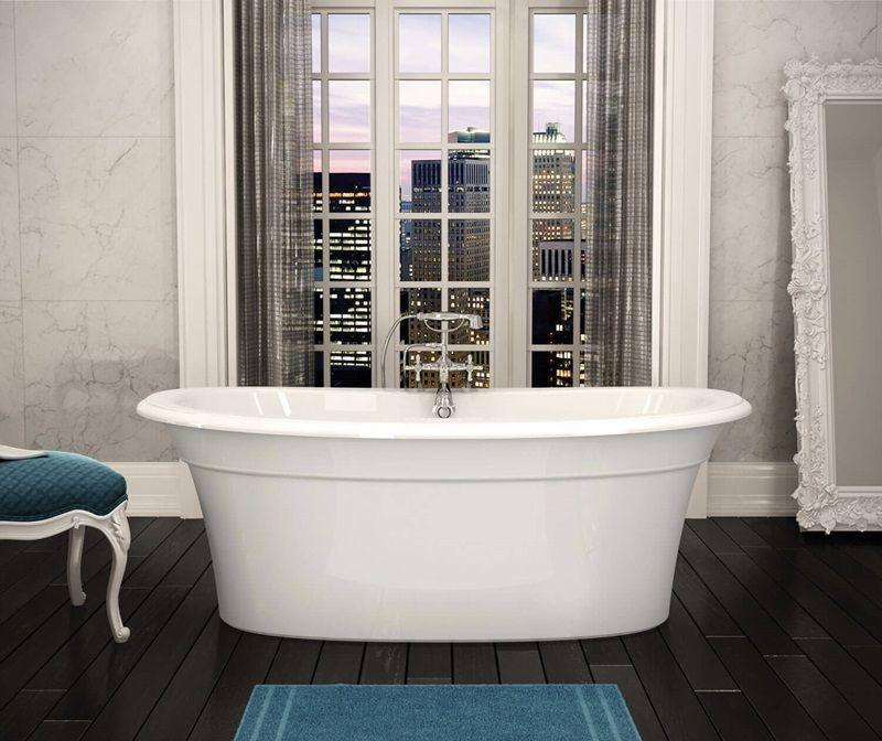Ella Sleek Free Standing Bath Tub Free Standing Tub Maax