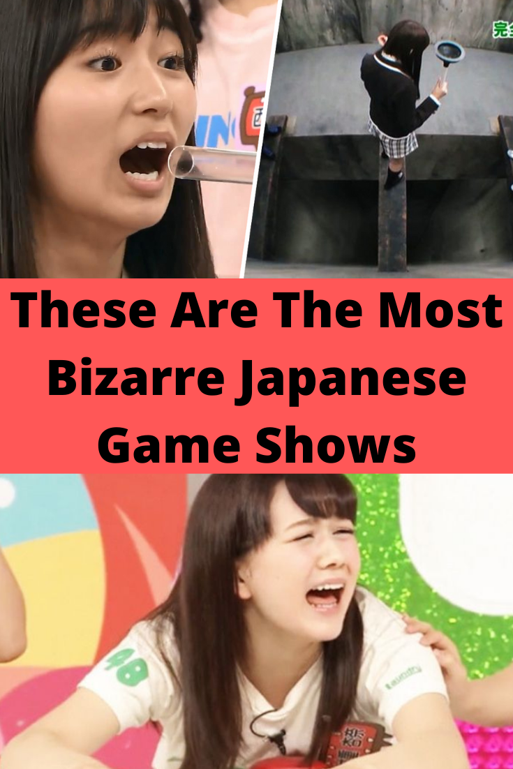 These Are The Most Bizarre Japanese Game Shows In 2020 Japanese Games Japanese Game Show Game Show