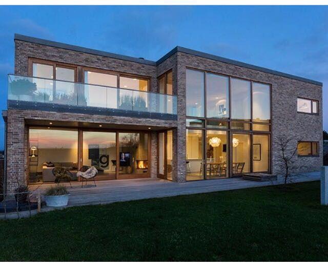 Schon Moderne Häuser, Projekte, Haus, Pensionen, Einfamilienhäuser, Hauswand, Haus  Der Architektur, Fassaden, Farbschemata