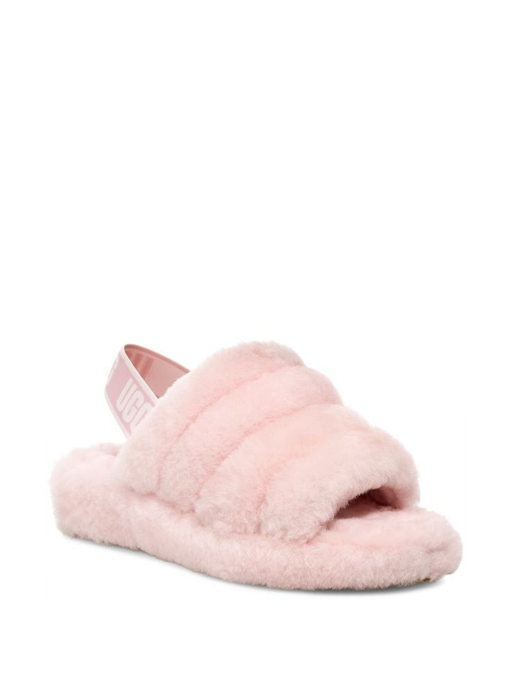 092f91f2d UGG Fluff Yeah Sheepskin Slingback Slippers in 2019 | Clothing | Ugg ...