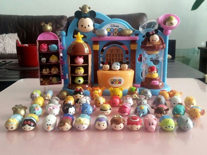 Tutorial Homemade Coloring Pages Tsum Tsum Toys Barbie Toys Toy House