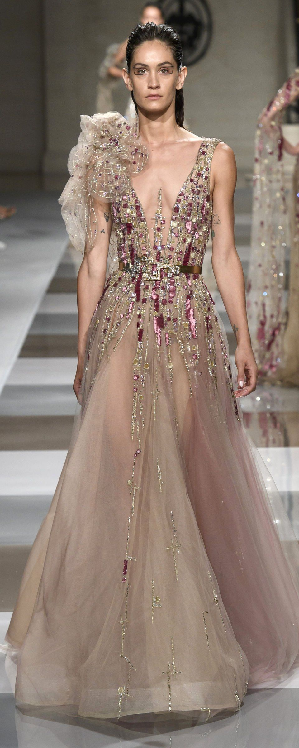 Ziad Nakad Fall-winter 2019-2020 – Couture