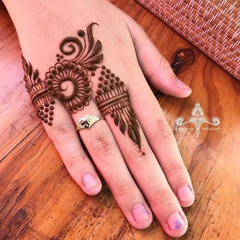 Henna Henna Paradise Mehendi Pattern Pinterest Hennas Mehndi