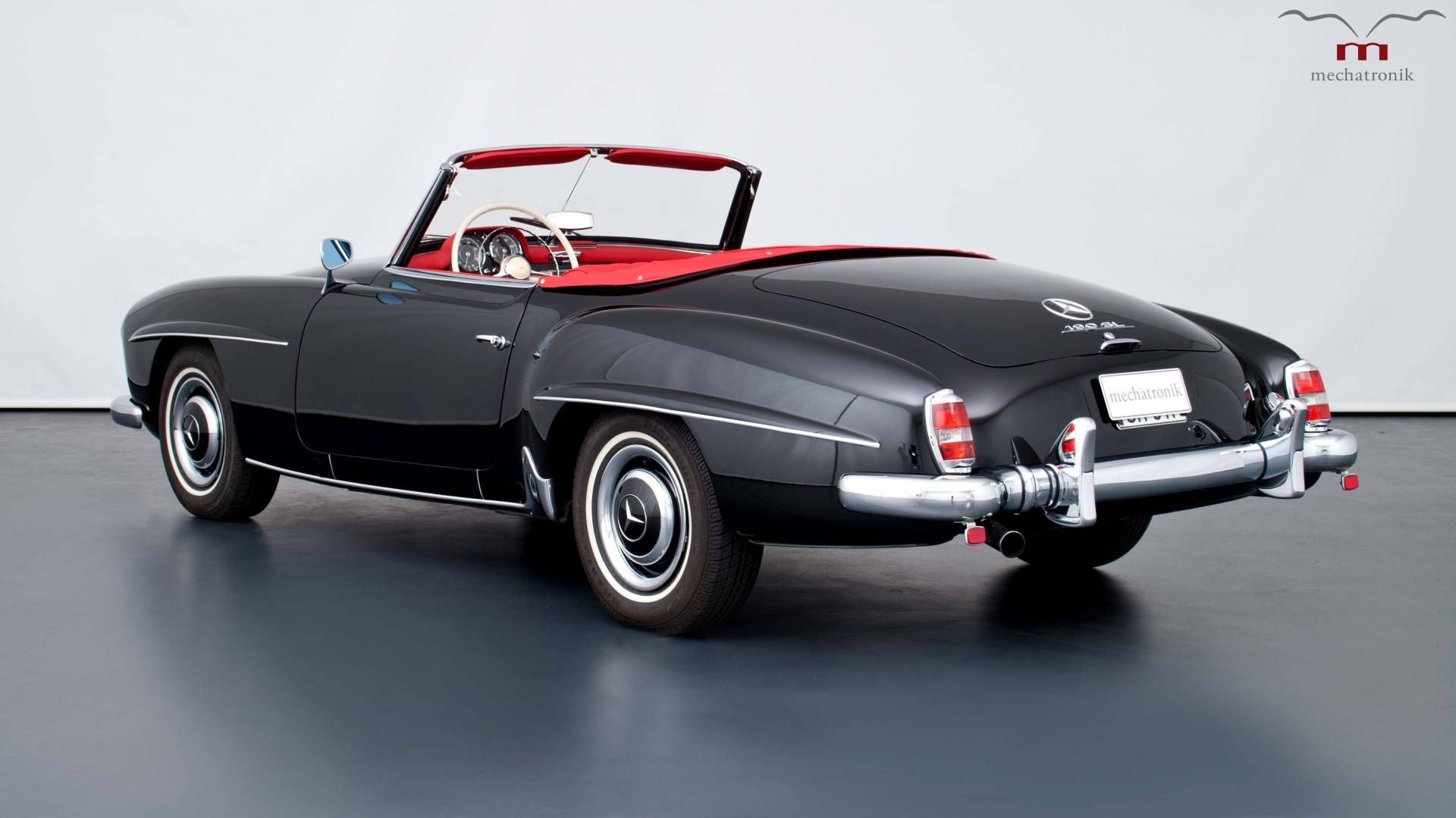 Mercedes-Benz 190 SL -1961 | Mercedes | Pinterest | Mercedes benz ...