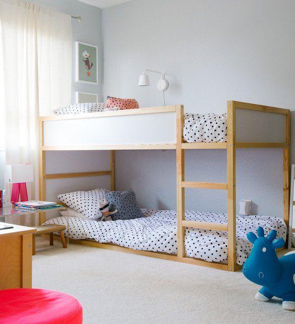Chambre Jumeaux: Des Idées De Déco Pour La Chambre De Vos Jumeaux