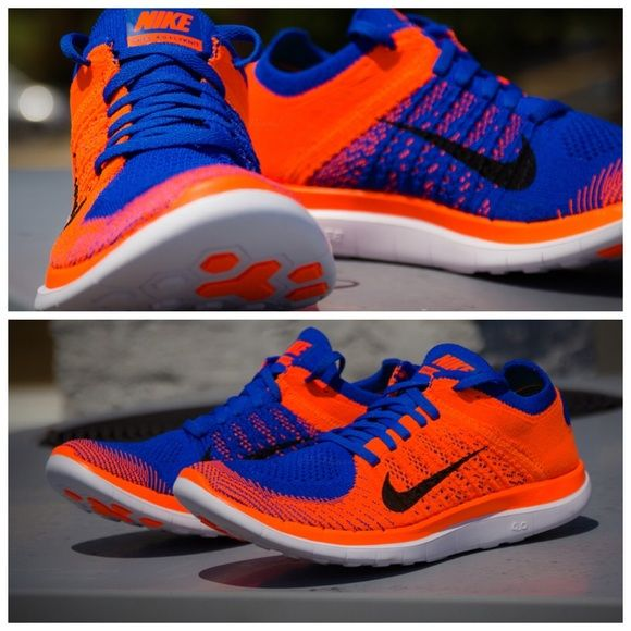 nike free run bright colours only