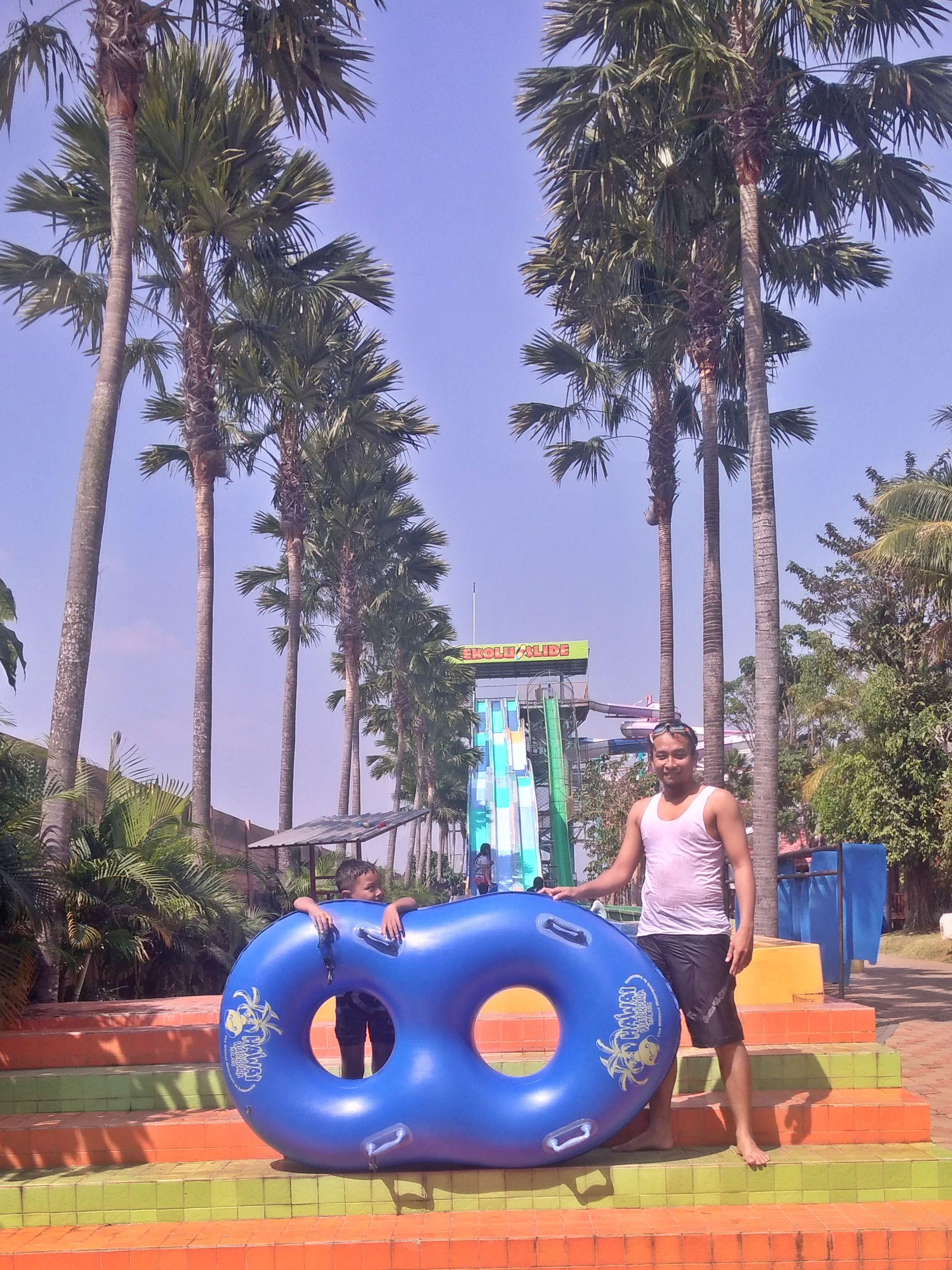 Hawai Waterpark, Malang