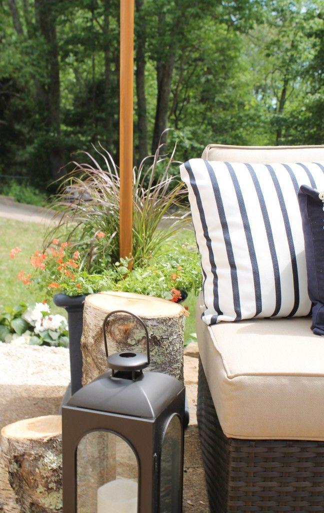 Diy Outdoor Light Poles Outdoor Lighting Backyard And 400 x 300
