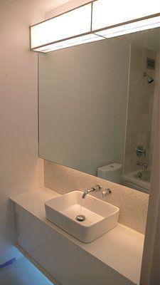Ikea Hackers | large bathroom vanity