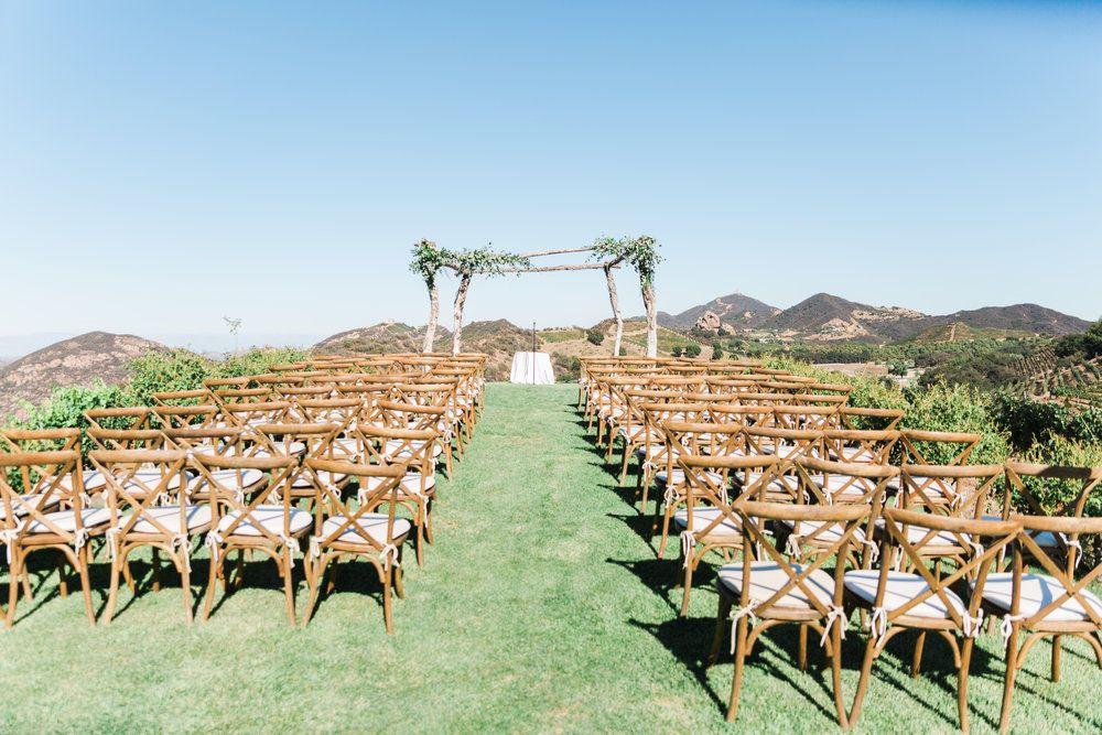 Beautiful outdoor wedding ceremony | Beautiful outdoor ...