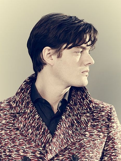 Sam Riley, the British actor transformed into Jack Kerouac's alter ego in On the Road exclusively shot by Jason Hetherington for the Observer Magazine