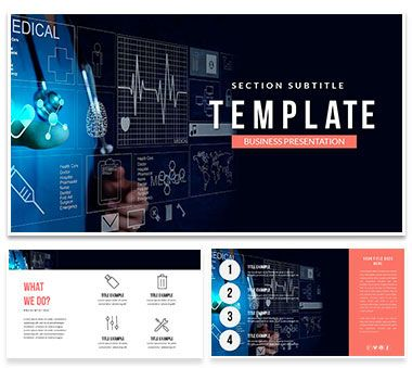 Medical Information PowerPoint Template ImagineLayout - information templates