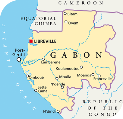 Libreville gabon map been there done that pinterest libreville gabon map sciox Gallery