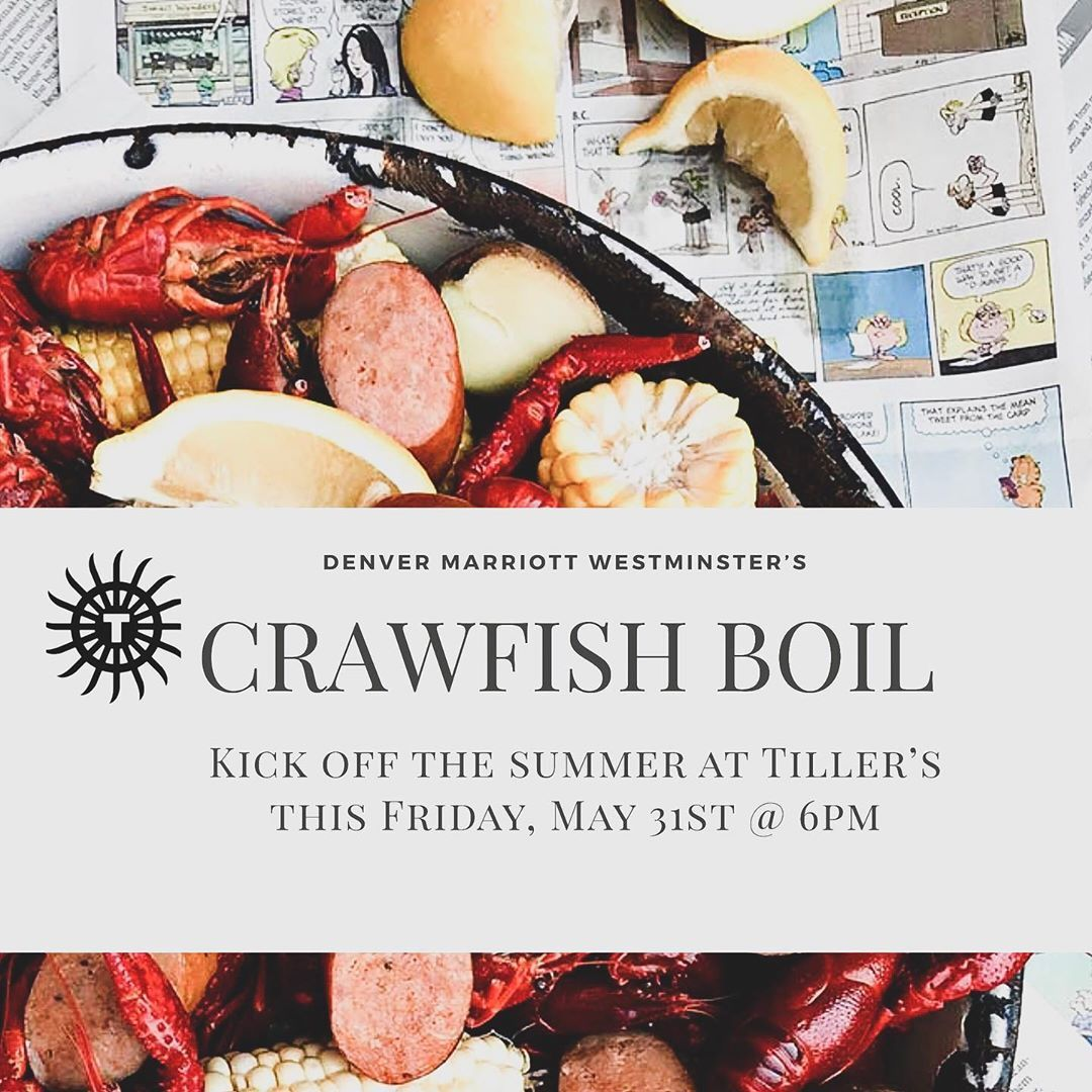 Calling All Seafood Lovers This Friday May 31st At 6pm Join Us At Tiller S Kitchen And Bar For An Evening Of Fresh L Foodie Crawfish Louisiana Crawfish